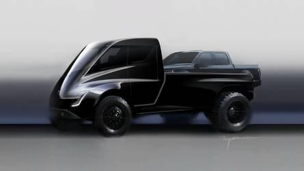 Picape elétrica da Tesla deverá acelerar de 0 a 96 km/h em 4 segundos