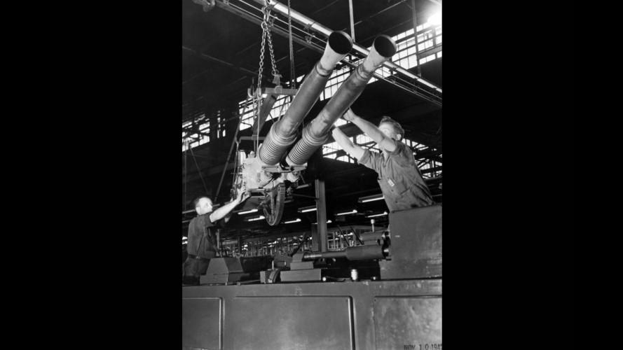 """FCA, l'inedito documentario sul passato """"bellicoso"""" di Chrysler [VIDEO]"""