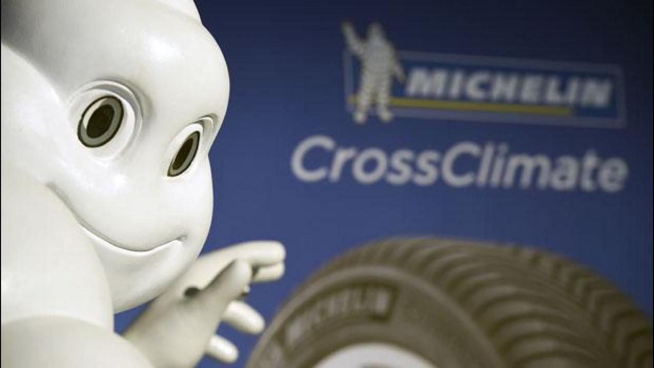 [Copertina] - Michelin CrossClimate, il ritorno alla