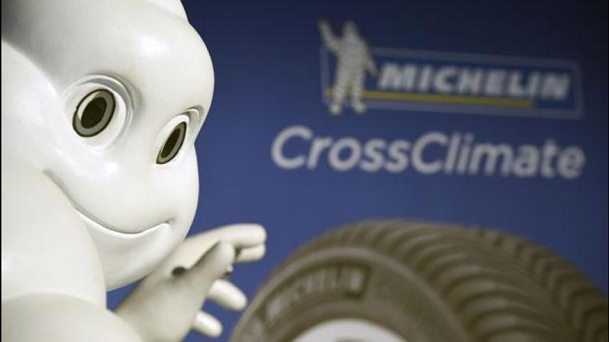 """Michelin CrossClimate, il ritorno alla """"monogomma"""""""