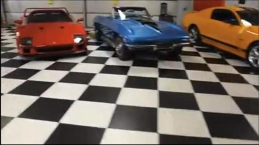 Paul Walker, la collezione di auto dell'attore di Fast & Furious [VIDEO]