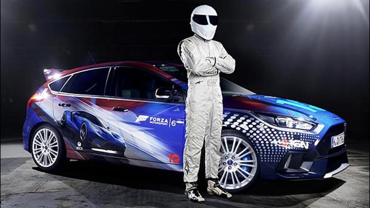 [Copertina] - Forza Focus RS, con Stig per Motorsport 6