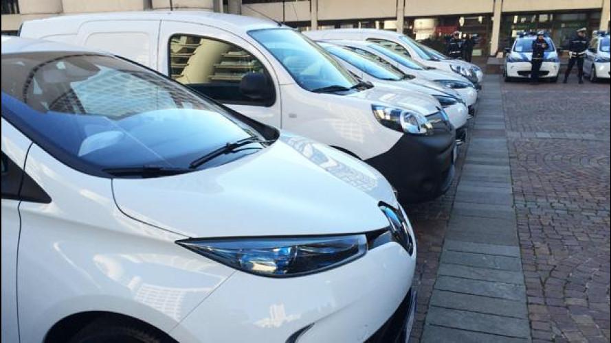 Renault, pieno di auto elettriche in Emilia Romagna