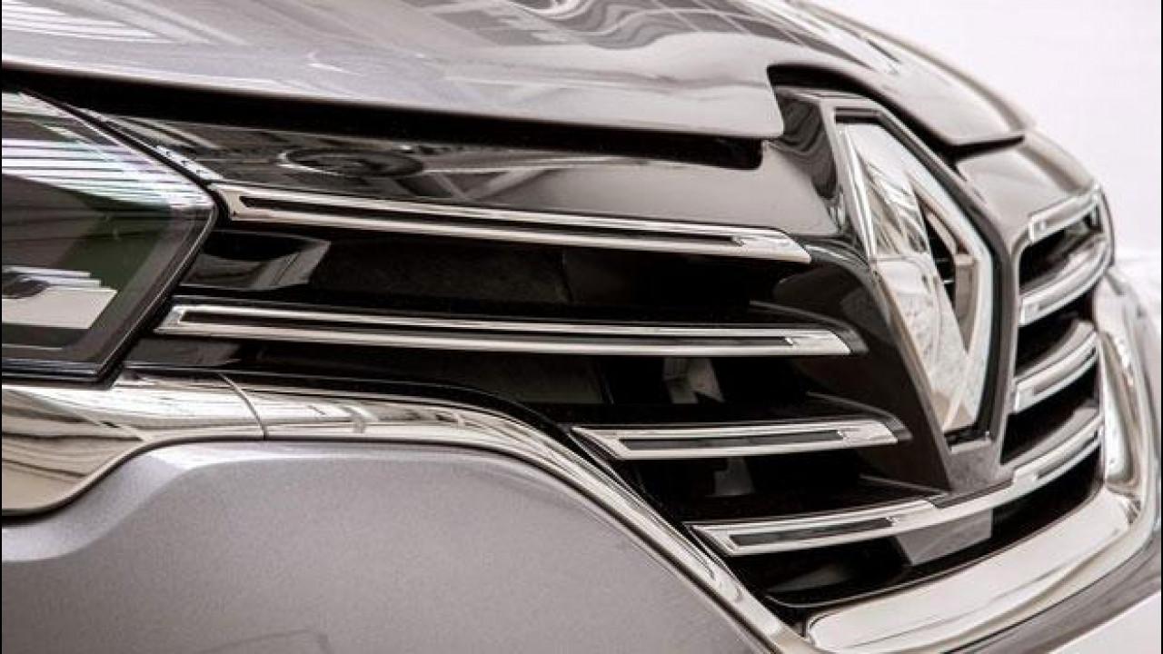 [Copertina] - Renault, dopo il crollo in Borsa la dichiarazione ufficiale