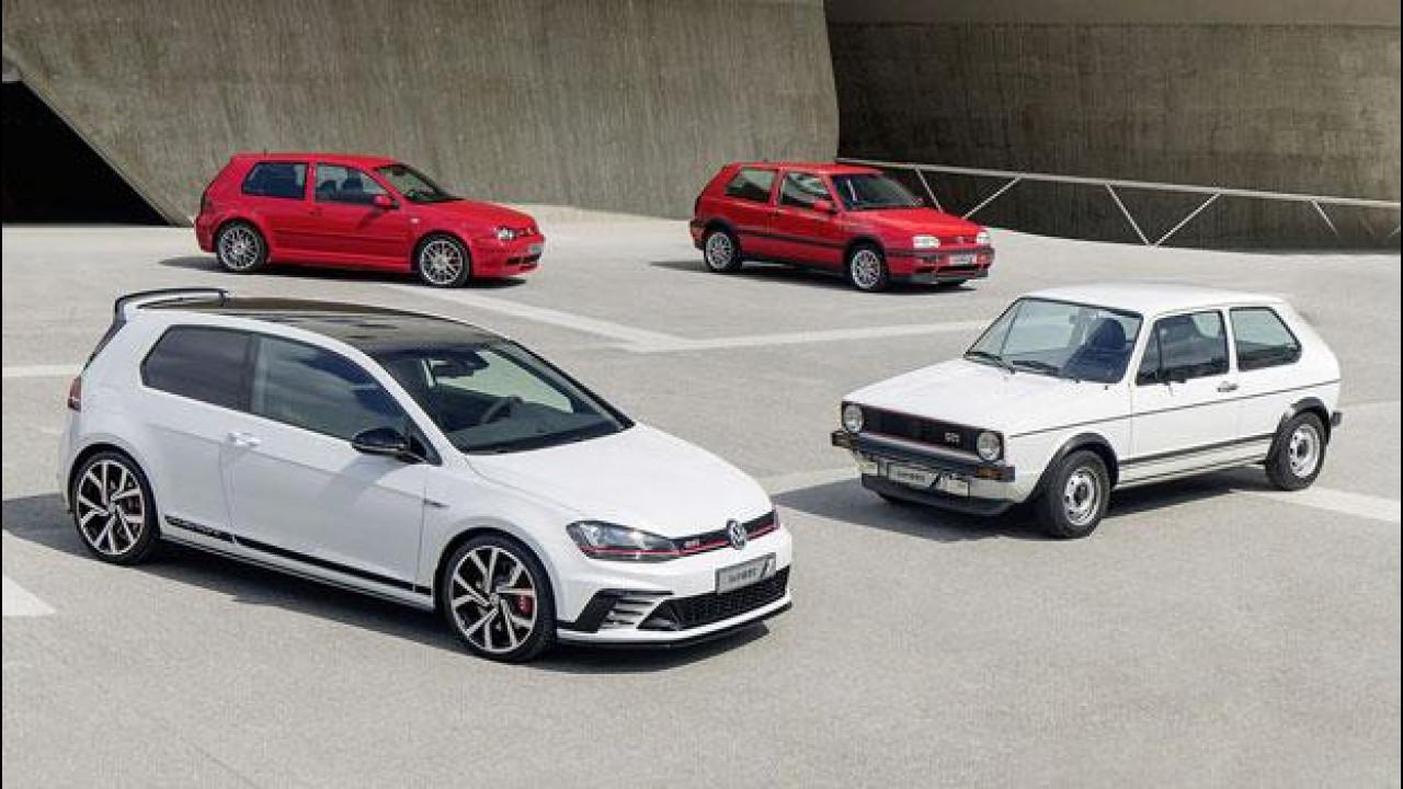 [Copertina] - Volkswagen Golf GTI Clubsport S: auguri Golf GTI!