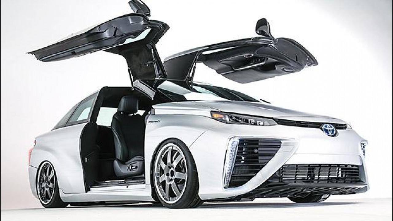 [Copertina] - Toyota Mirai, Ritorno al Futuro con tuning [VIDEO]