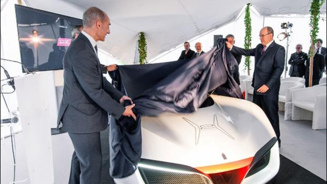 [Copertina] - Pininfarina H2 Speed, debutto nell'alta società