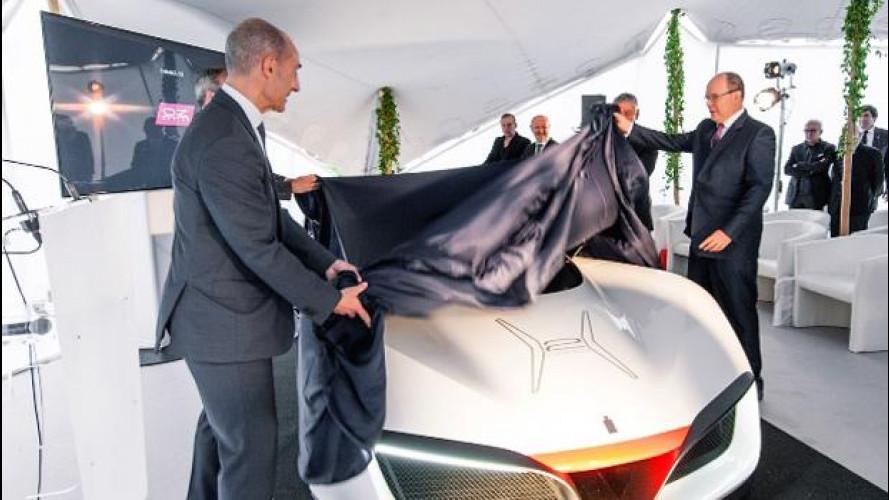 Pininfarina H2 Speed, debutto nell'alta società