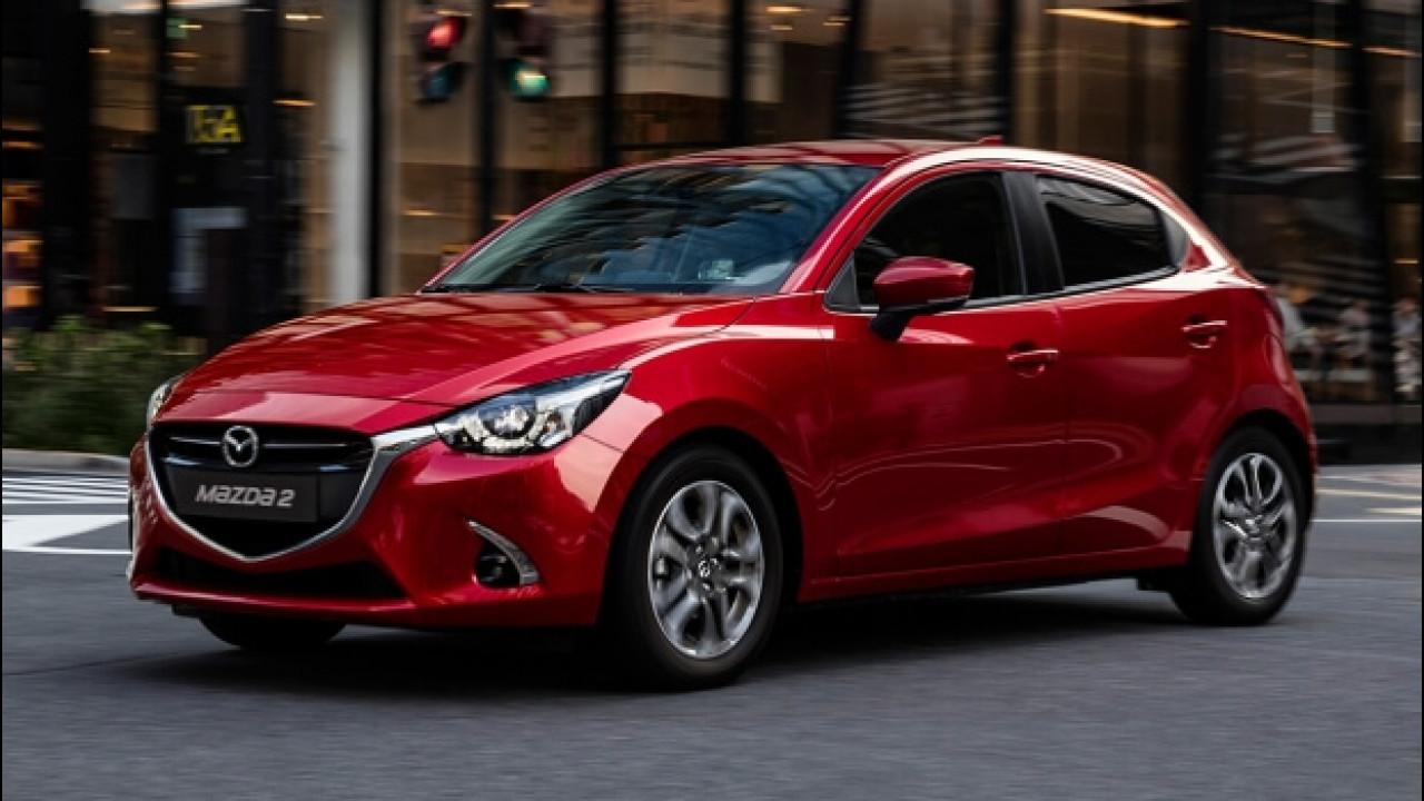 [Copertina] - Mazda2: cambiata in molti dettagli, dal look alla tecnologia