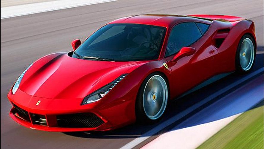 Ferrari V6, nuova conferma da Francoforte