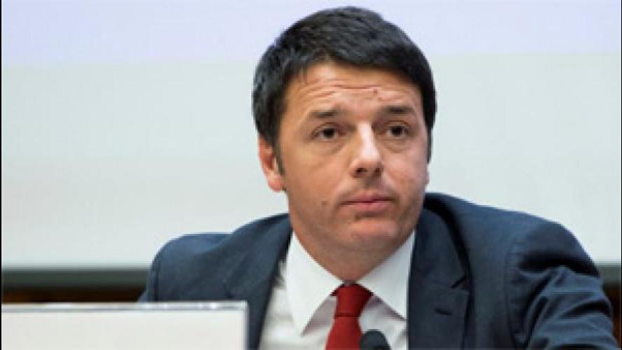 [Copertina] - Renzi, ridurre i corpi di polizia: e il parco auto?