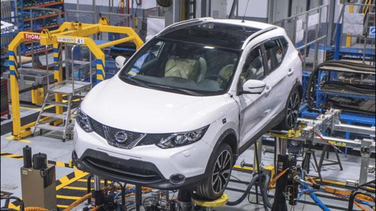 [Copertina] - Nissan NTCE-S, a Barcellona si fa tutta la messa a punto per l'Europa