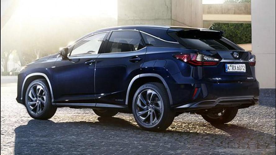 Lexus, l'auto piace e appassiona ancora