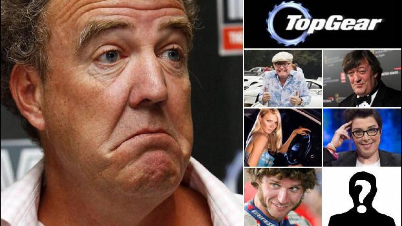 [Copertina] - Top Gear, il sostituto di Jeremy Clarkson? Ecco i 5 candidati