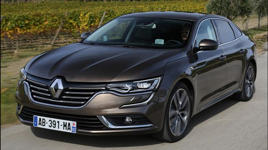 Renault Talisman, la berlina che ti sorprende