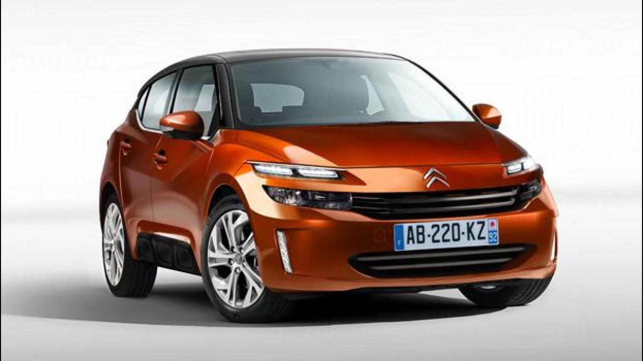 [Copertina] - Nuova Citroën C3, un'ipotesi di stile