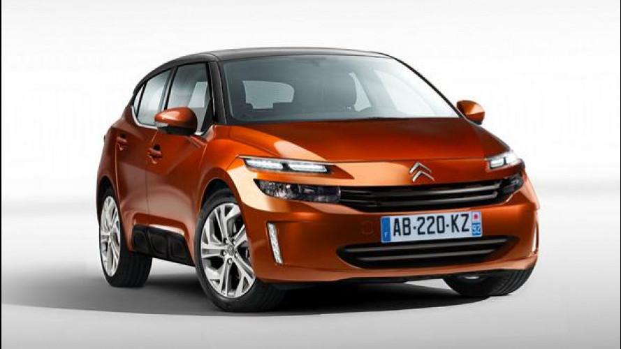 Nuova Citroën C3, un'ipotesi di stile