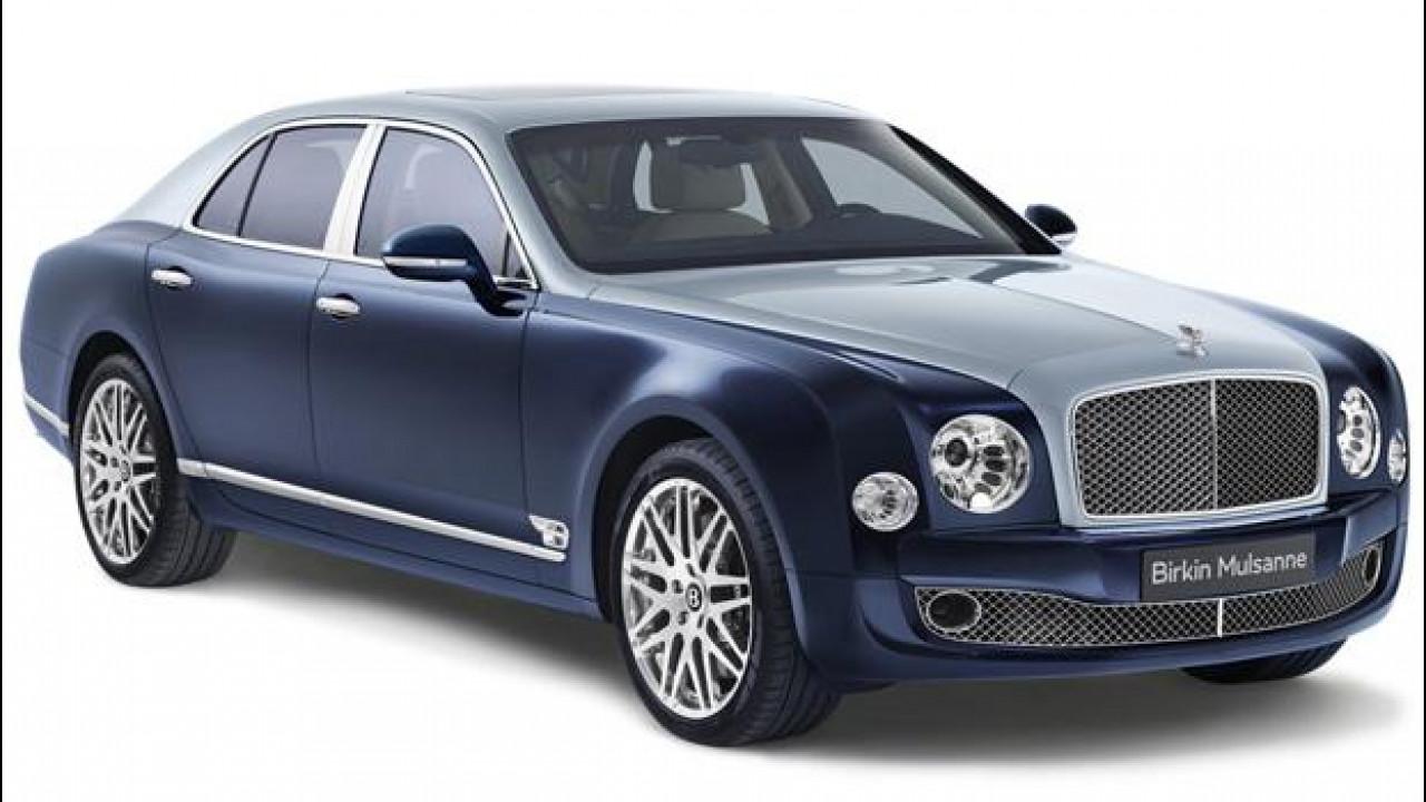 [Copertina] - Bentley Mulsanne Birkin Limited Edition
