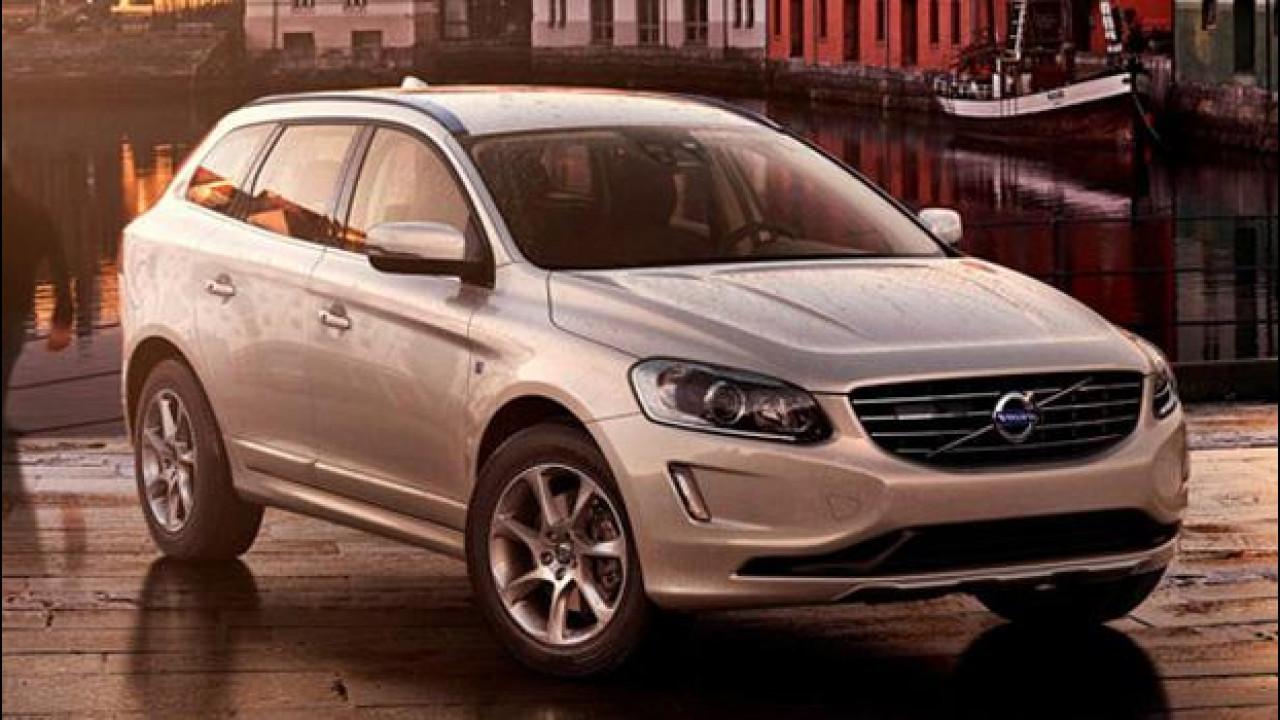 [Copertina] - Volvo V40, V40 Cross Country, V60 e XC60 Ocean Race Edition
