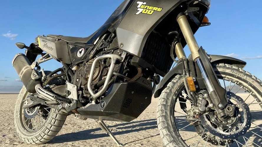 Gear Maker Black Dog Unleashes Ultimate Skid Plate For Ténéré700
