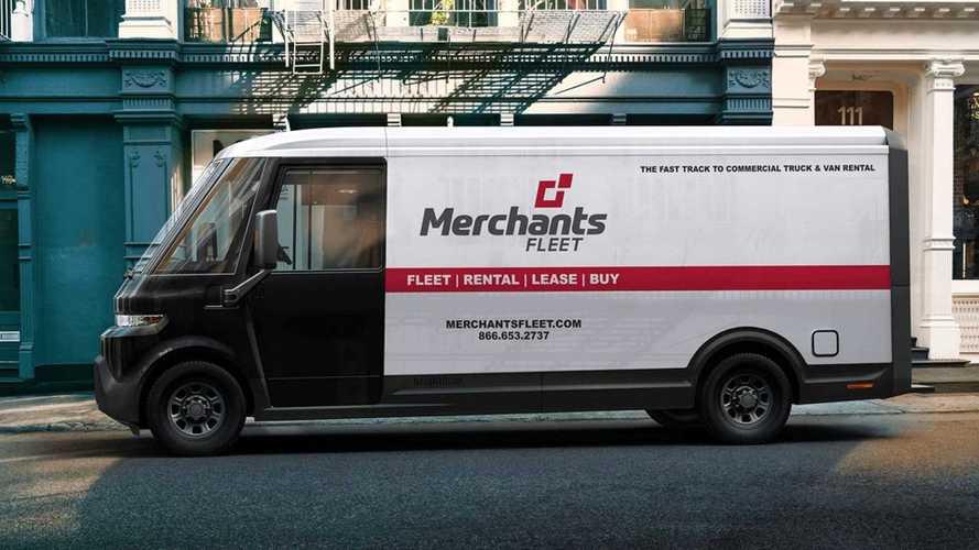 GM recebe mega encomenda de 12.600 veículos comerciais elétricos