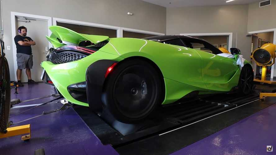 Dual Dyno Tests Suggest McLaren 765LT Is Seriously Underrated