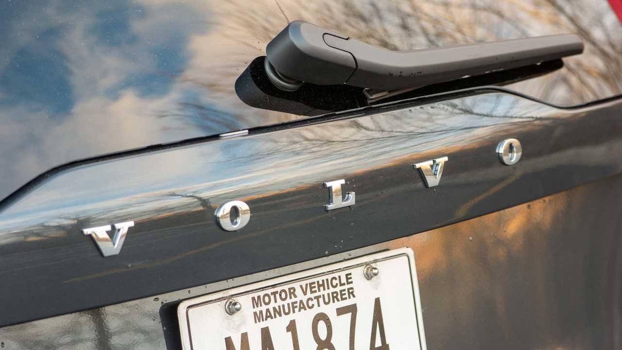 Volvo XC90 Recharge Logo