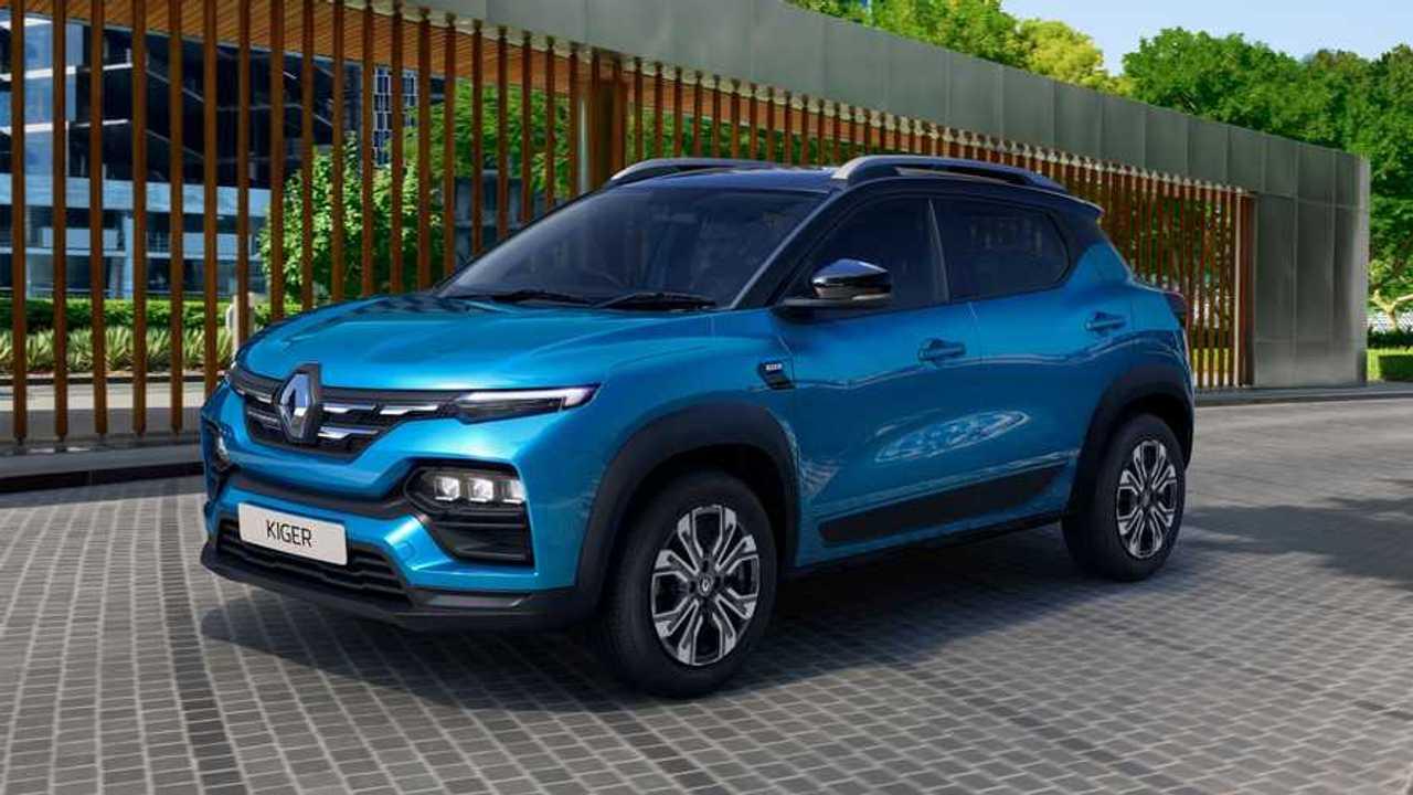 2021 Renault Kiger