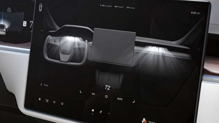 Tesla Model S, Model X Refreshes Replace MCU With ICE Used By Model 3, Y
