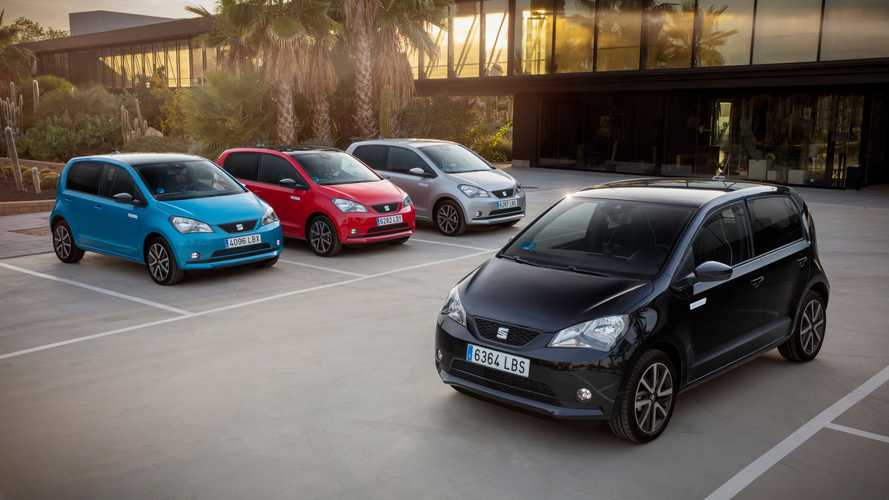 Seat Mii Edition Power Charge