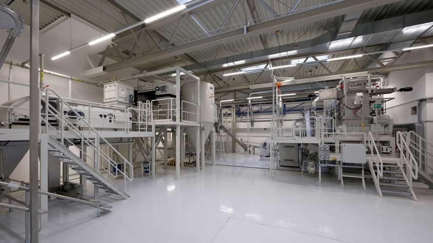 Volkswagen Group Components Battery Recycling Plant In Salzgitter