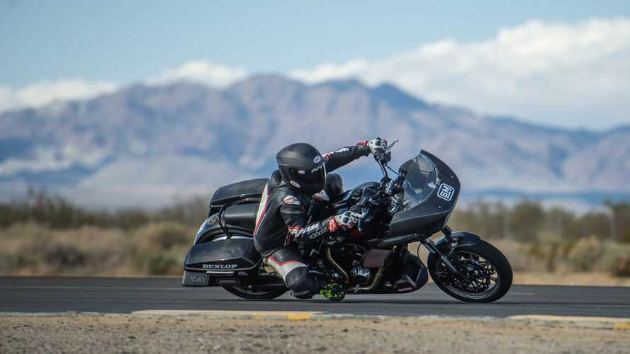 V-Twins On Track: The New Bagger Racing League Is Here