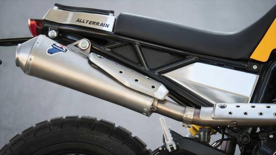 Officine Rossopuro Ducati Scrambler 1100 Tuttoterreno