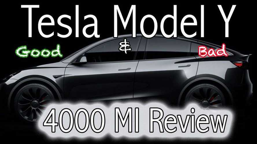 Tesla Model Y First 4,000 Miles: Pros? Cons? Would He Buy It Again?