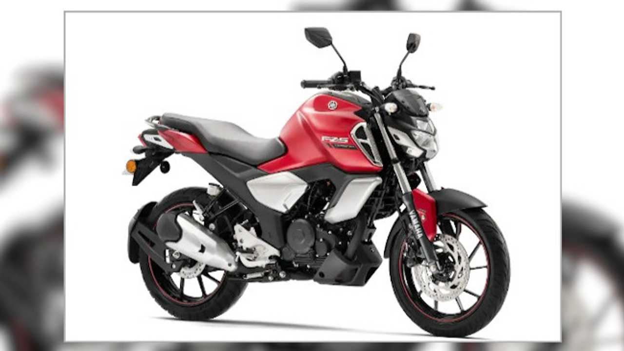 2021 Yamaha FZS FI Launched In India