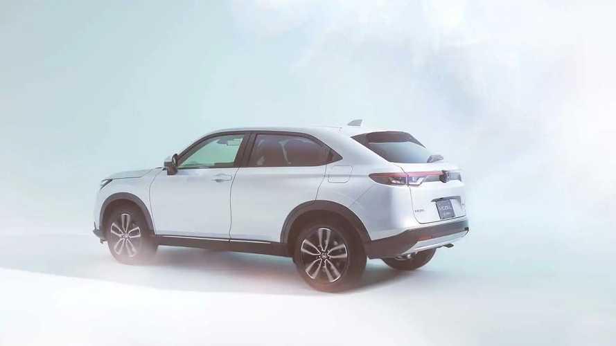 Nuova Honda HR-V (2021)