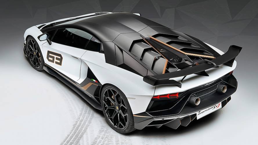 830-HP Aventador SVR To Be The Last Pure V12 From Lamborghini?