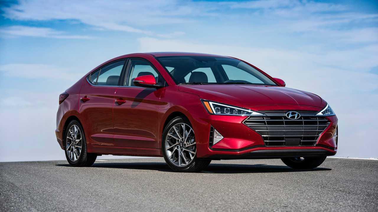 2019 Hyundai Elantra: İlk Sürüş