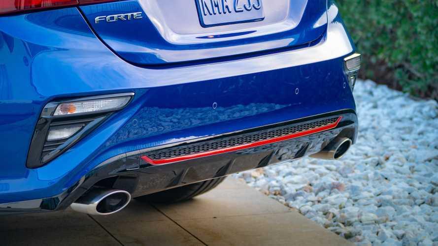 2020 Kia Forte/Cerato GT