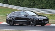 Porsche Cayenne Coupe Spy Shots