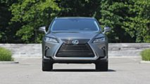 2018 Lexus RX350 L Review