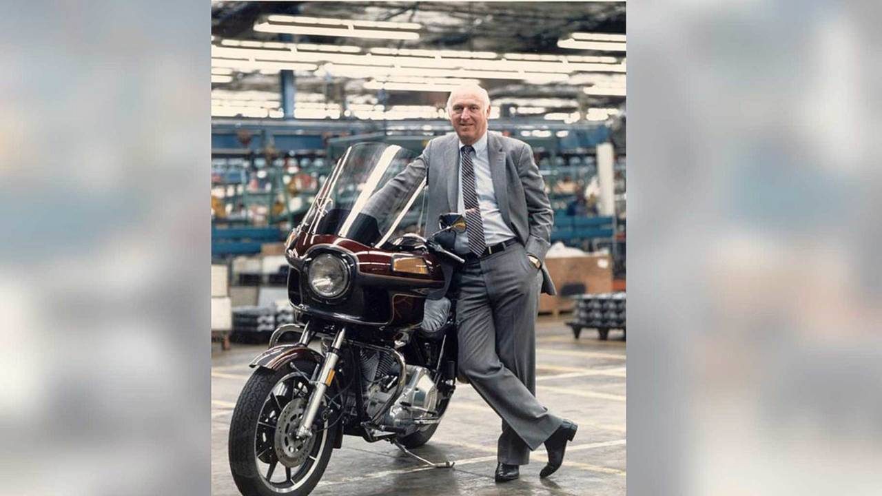 Former Harley-Davidson CEO Vaughn Beals Dies at 90