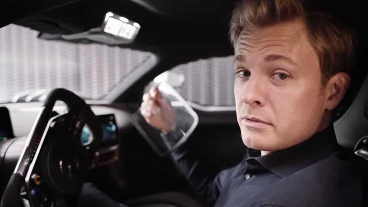 Nico Rosberg, AMG One