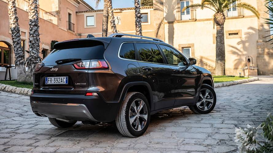 Jeep Cherokee Restyling Limited
