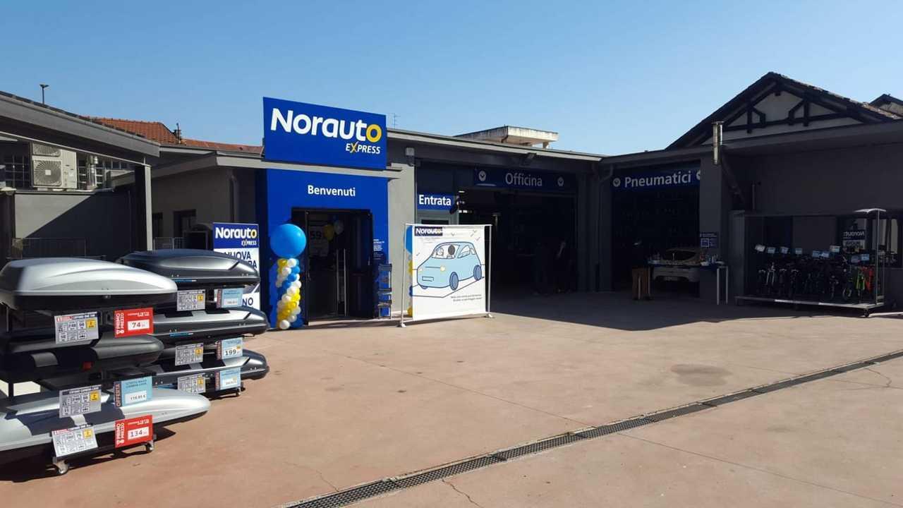 norauto express torino