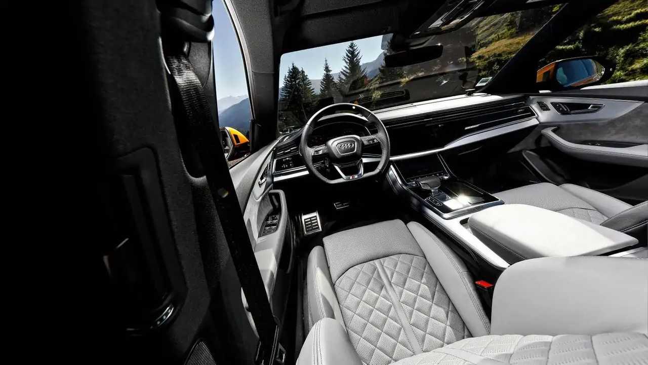 Essai Audi Q8