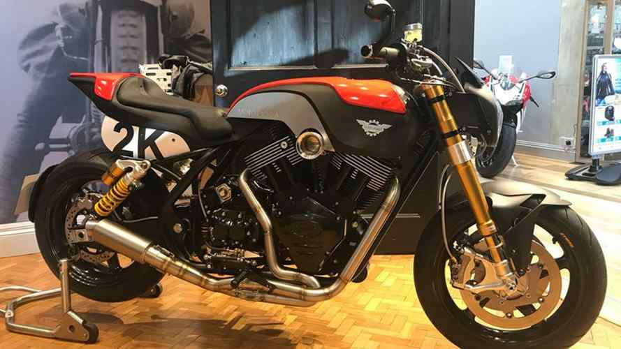 Moto Corsa May Be Working On A 2000cc Naked Bike