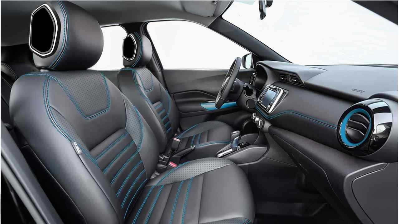 Conceito - Nissan Kicks Rythm