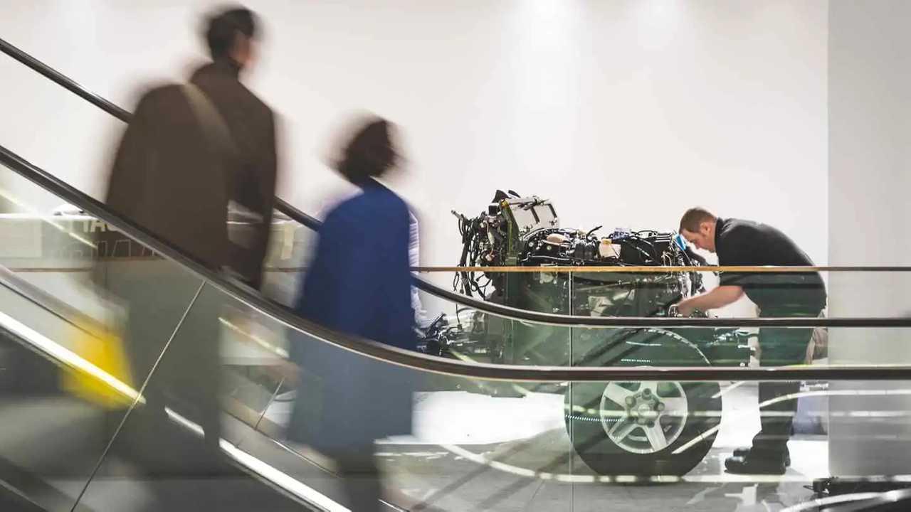 Land Rover Works V8 Selfridges Edition