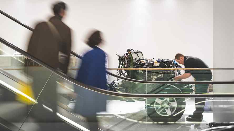 Land Rover Works V8 Selfridges' Edition